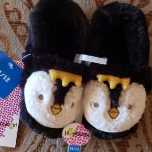 KENSIE GIRL OWL SLIPPERS